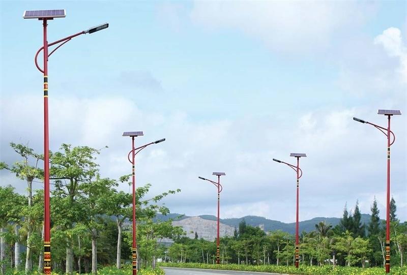 太阳能灯应用案例